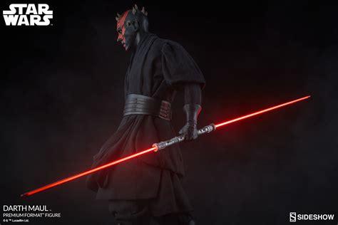 Star Wars Darth Maul Premium Formattm Figure By Sideshow