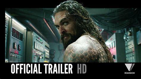 aquaman official trailer   hd youtube