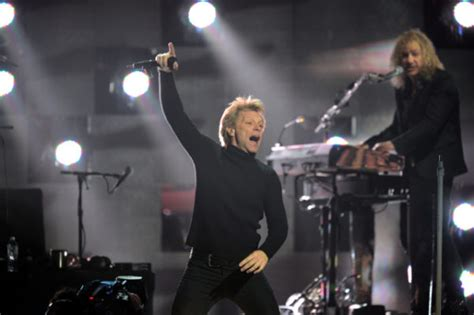 Bon Jovi Offers Free Food Unpaid Federal Workers