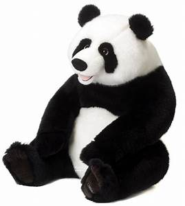 impression de l 39 article peluche panda g ant national geographic chez doudou
