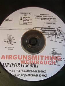 Weihrauch Air Rifle Gun Pistol Owners Manuals Mixed Free