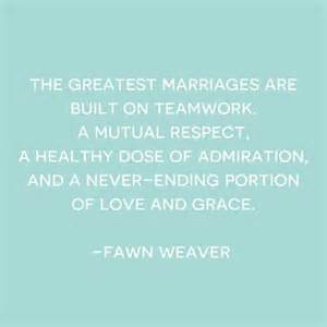 Great Teamwork Quotes About Marriage