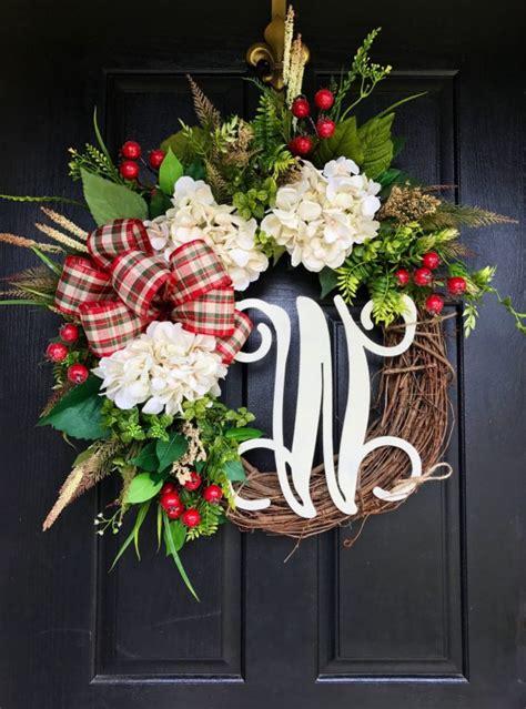 whimsical handmade christmas wreath designs