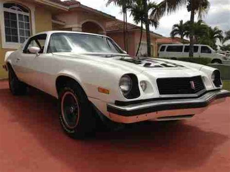 buy   chevrolet camaro  type lt  miami