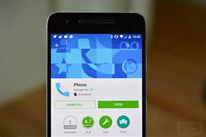 Google Phone Contacts App Apps Play Phones