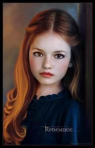 """Renesmee Bella: """"Alice you put too much make up on."""" Alice ..."""