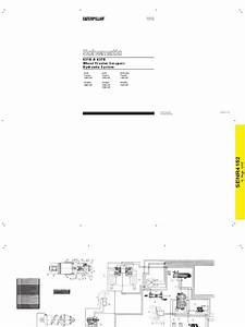 Diagrama Hidraulico 631e
