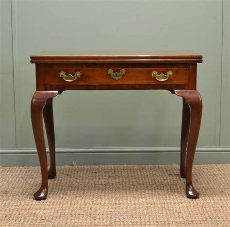 mahogany console tables georgian antique mahogany console table tea table 3948