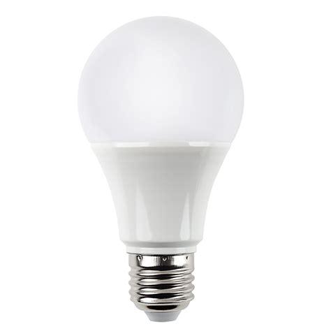 a19 led globe bulb 85 watt equivalent 840 lumens led