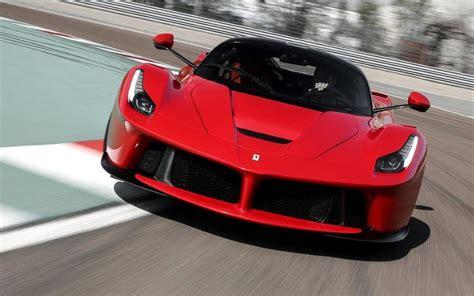 Ferrari To Build Laferrari Spider