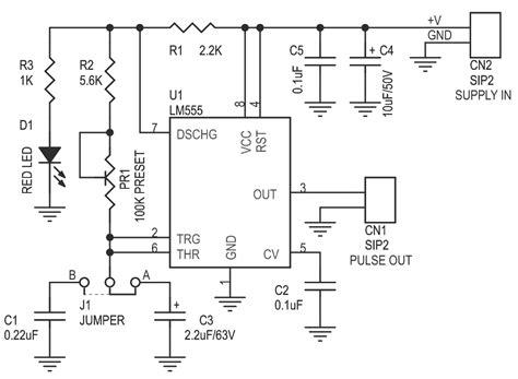Pulse Generator For Stepper Motor Driver Using Cmos