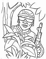 Spy Coloring Military Printable Getcolorings Colorluna sketch template