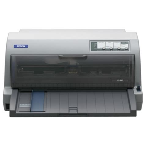Designed with the dot matrix user in mind, our latest model has an impressive print speed of up to 529 cps. EPSON LQ-690C 點陣式印表機 | NUC | 迷你電腦、電腦配件、主機板