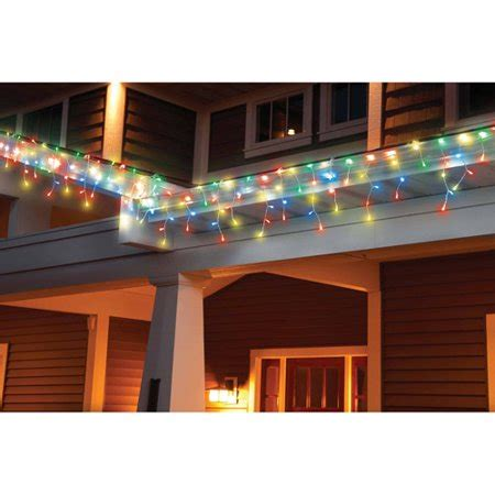 colored icicle lights time led lite lock icicle light wheel