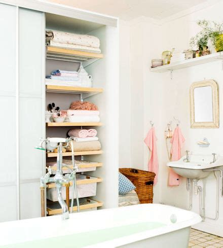elfa  selling solution bathroom shelving ii