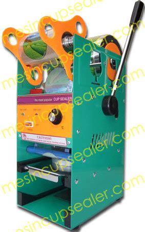 gelas plastik pop mesin press gelas plastik manual harga murah