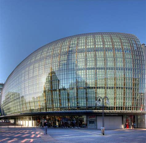 Renzo Piano Werke architektur werke des architekten renzo piano