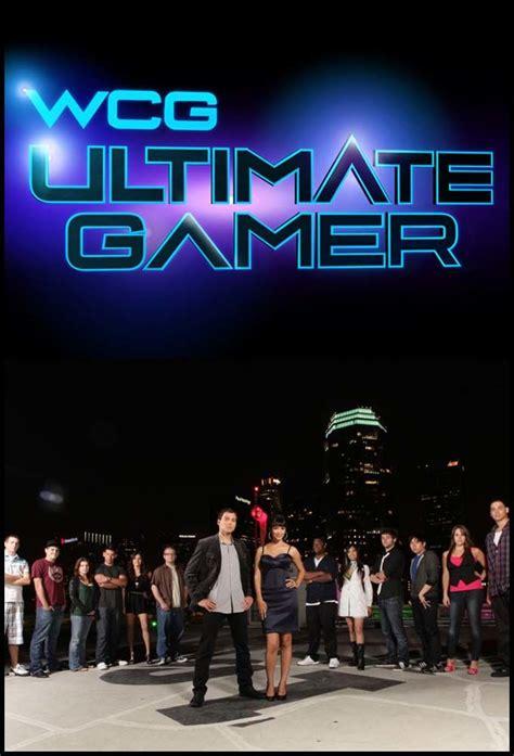 WCG Ultimate Gamer   TVmaze