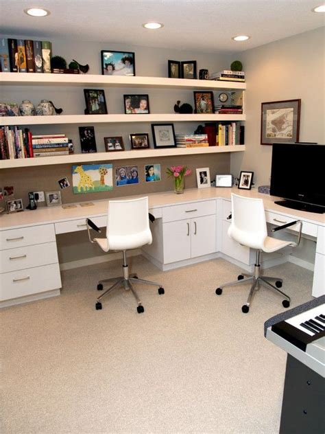 29919 built in office furniture 30 corner office designs and space saving furniture