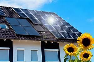 Solar Auf Dem Dach : lohnt sich eine solaranlage netzsieger ~ Heinz-duthel.com Haus und Dekorationen