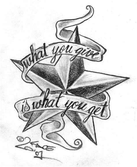 wallpapers star tattoo designs