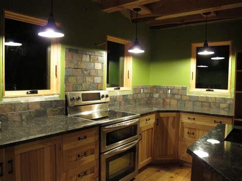 rustic backsplash for kitchen green corner kitchen design ideas rustic rectangle stacked