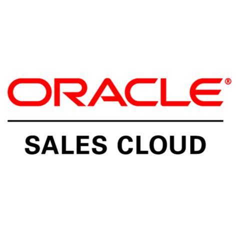 Oracle Sales Cloud - YouTube