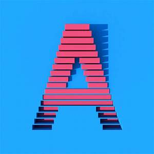 Graphic Letters 10 Awesome Examples Of Experimental Typography