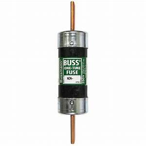 Cooper Bussmann 200 Amp Brass Fuse Cartridge-non-200