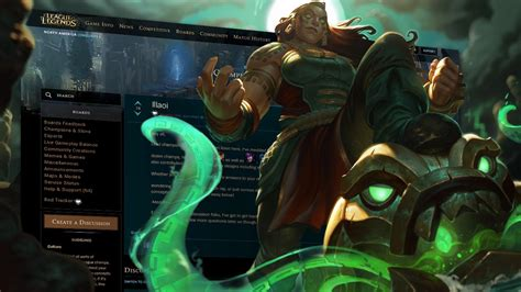 champion qa illaoi  kraken priestess