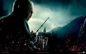 Lord Voldemort from Harry Potter and the Deathly Hallows ...
