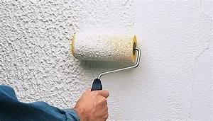 Wand Selber Verputzen : rollputz auftragen ~ Lizthompson.info Haus und Dekorationen