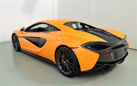 2017 Mclaren 570s For Sale In Norwell, Ma 002059