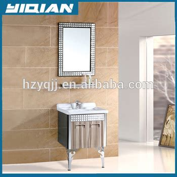 Cheap Stainless Steel Bathroom Cabinets by China Cheap Furniture Slim Vanities Legs Stainless Steel