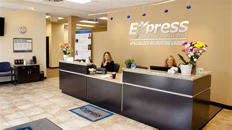 express employment professionals business opportunity