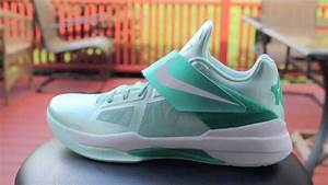"KD IV ""Easter/Mint Candy"" - Review/On Feet ..."