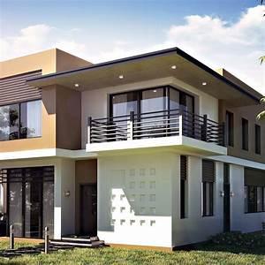 Villa Moderne 3d. villa moderne 3d warehouse. modern villa 01 3d ...