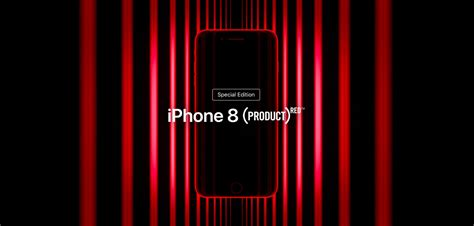 Watch Apple's Sleek Ad For The New Iphone 8 (product)red