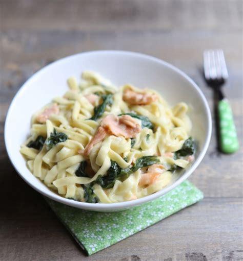 acheter cuisine allemagne one pot pasta tagliatelles aux épinards et saumon fumé