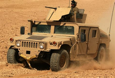 Military Light Utility Vehicle
