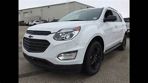 New 2017 Chevrolet Equinox 1LT Sport AWD | White | Stock ...