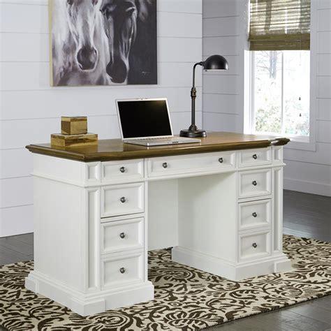 dresser desk combo home decorators collection oxford white desk 0151200410
