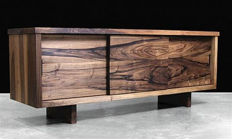 Modern Solid Wood Furniture From Hudson Furniture Www
