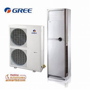 Gree Floor Standing 1 5 Ton Air Conditioner