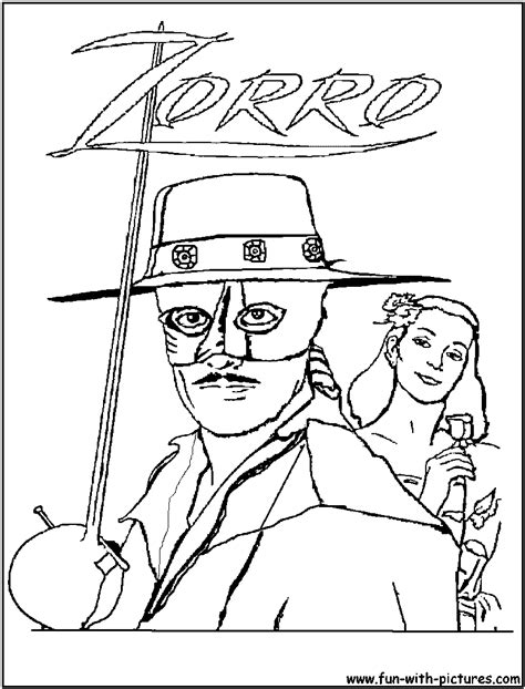 piece zorro coloring pages coloring pages