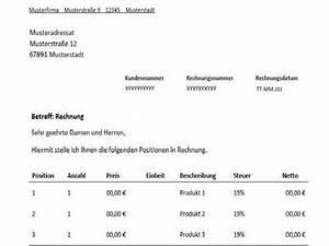 Abschlagszahlung Rechnung Muster : rechnung f r freiberufler vorlage muster ~ Themetempest.com Abrechnung