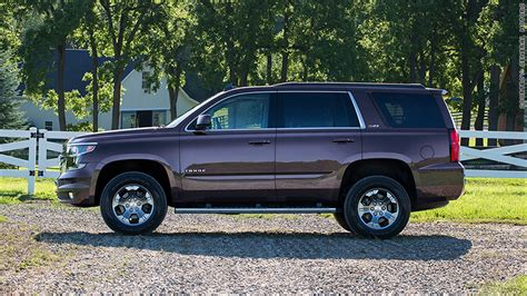 Best Large Suv by Best Large Suv Chevrolet Tahoe Best Loved New Cars Of