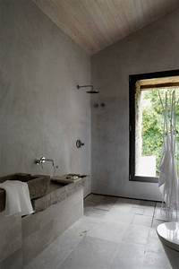 23, Amazing, Concrete, Bathroom, Designs
