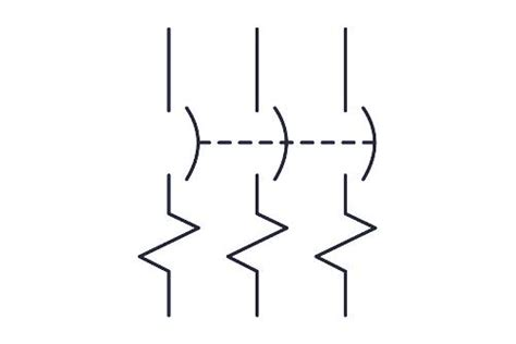 Common Electrical Symbols Found Schematic