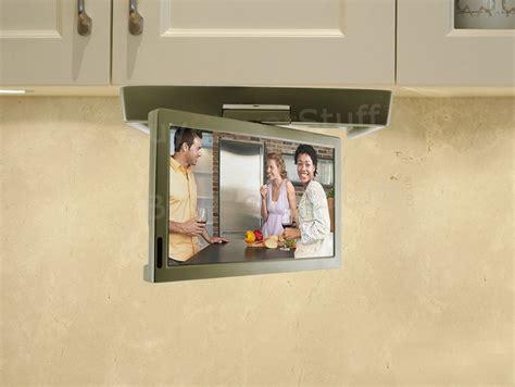 cabinet kitchen tv best buy 30 best images about kitchen tvs flipdown tv pop up tv 9524